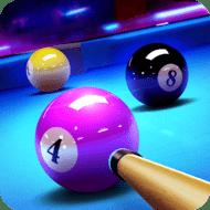 3D Pool Ball (MOD, Long Lines)