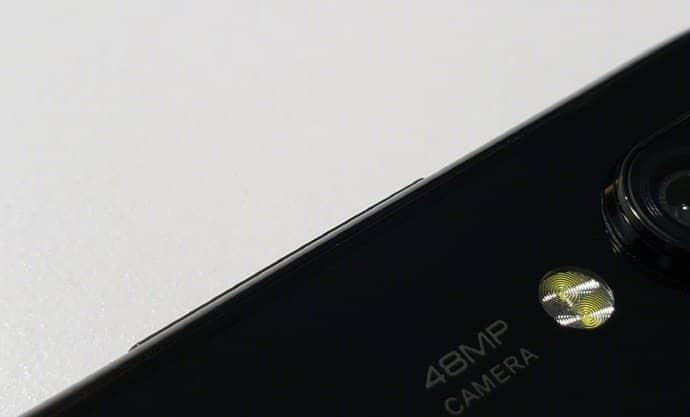 Xiaomi showed a 48-megapixel smartphone