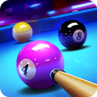 3D Pool Ball (MOD, Long Lines)