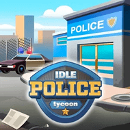 Idle Police Tycoon (MOD, Unlimited Money)