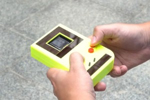 Enthusiasts created the battery free Game Boy