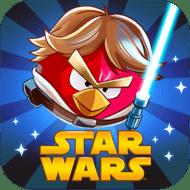 Angry Birds Star Wars (MOD, много ускорителей)
