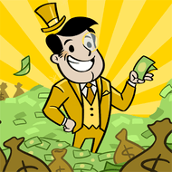 Download AdVenture Capitalist (MOD, Unlimited Gold) free on android