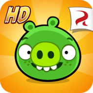 Bad Piggies HD (MOD, много монет)