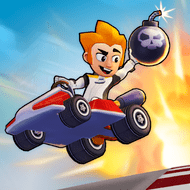Boom Karts (MOD, Unlocked Cars)