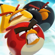 Angry Birds 2 (MOD, много денег)