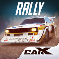 CarX Rally (MOD, Unlimited Money)