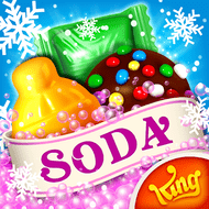 Candy Crush Soda Saga (MOD, Unlocked)