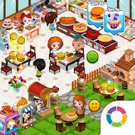 Download Cafeland - World Kitchen (MOD, Unlimited Money) free on android