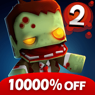 Call of Mini Zombies 2 (MOD, Unlimited Money)