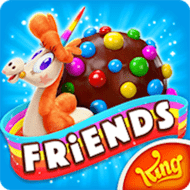 Candy Crush Friends Saga (MOD, много жизней)