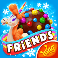Candy Crush Friends Saga (MOD, Lives/Moves)