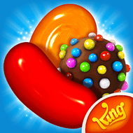 Candy Crush Saga (MOD, Unlocked)