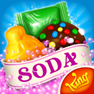 Candy Crush Soda Saga (MOD, Many Moves)