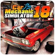 Car Mechanic Simulator 18 (MOD, много денег)