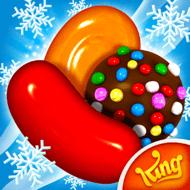 Candy Crush Saga (MOD, всё открыто)