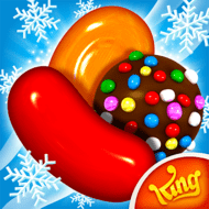 Candy Crush Saga (MOD, Unlocked)