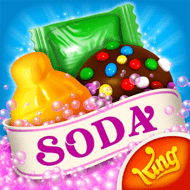Candy Crush Soda Saga (MOD, Unlocked)