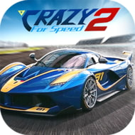 Crazy for Speed 2 (MOD, Unlimited Money)