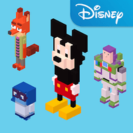 Disney Crossy Road (MOD, Unlimited Coins)