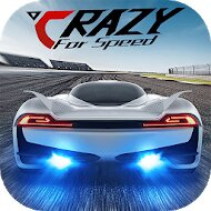Crazy for Speed (MOD, Unlimited Money)