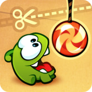 Cut the Rope FULL FREE (MOD, SuperPower/Hints)