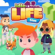 Idle Life Sim (MOD, много денег)