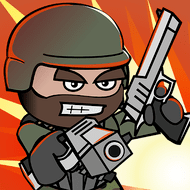 Download Doodle Army 2 : Mini Militia (MOD, Pro Pack) free on android