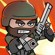 Doodle Army 2 : Mini Militia (MOD, Pro Pack)
