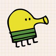 Doodle Jump (MOD, много монет)