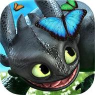 Dragons: Rise of Berk (MOD, много рун)