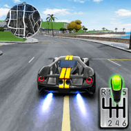 Drive for Speed: Simulator (MOD, Unlimited Money)