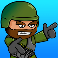 Doodle Army 2 : Mini Militia (MOD, Unlimited Grenades)