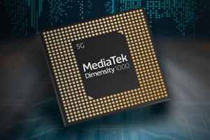MediaTek introduced the updated Dimensity 1000 processor for gaming smartphones