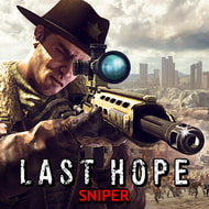 Download Last Hope Sniper - Zombie War (MOD, Unlimited Money) free on android