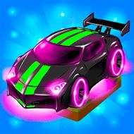 Merge Battle Car Tycoon (MOD, много монет)