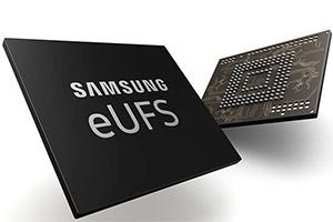 Samsung запустила в массовое производство встраиваемый флэш-накопитель на 1 ТБ