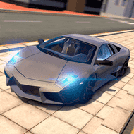 تحميل لعبة Extreme Car Driving Simulator مهكرة