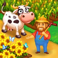 Download Farm Town: Happy Village (MOD, Unlimited Money) free on android