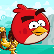 Angry Birds Friends (MOD, Unlimited Boosters)