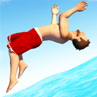 Download Flip Diving (MOD, Unlimited Coins) free on android