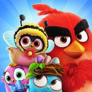 Angry Birds Match (MOD, много денег)