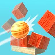 Knock Balls (MOD, много камней)