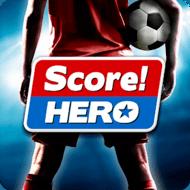 Score! Hero (MOD, много денег)