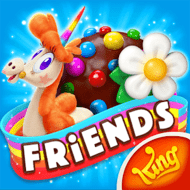 Candy Crush Friends Saga (MOD, Lives/Moves)