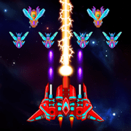 Galaxy Attack: Alien Shooter (MOD, Free Shopping)