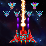 Galaxy Attack: Alien Shooter (MOD, Unlimited Money)
