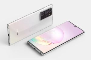 OnLeaks показал Galaxy Note 20+ задолго до анонса