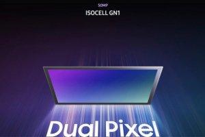 Samsung поделилась информацией по фотосенсору ISOCELL GN1