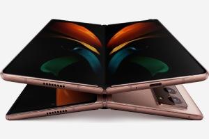 Samsung представила второе поколение складного смартфона Galaxy Z Fold 2